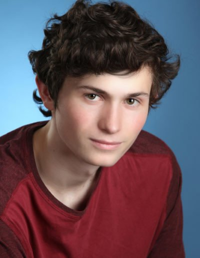 young male actor photo