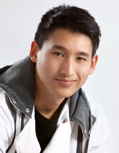 young actor headshot