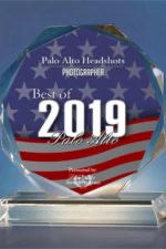 palo alto headshot award