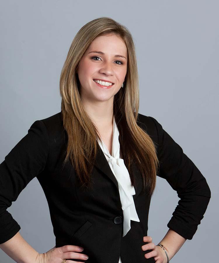 female team headshot for company website