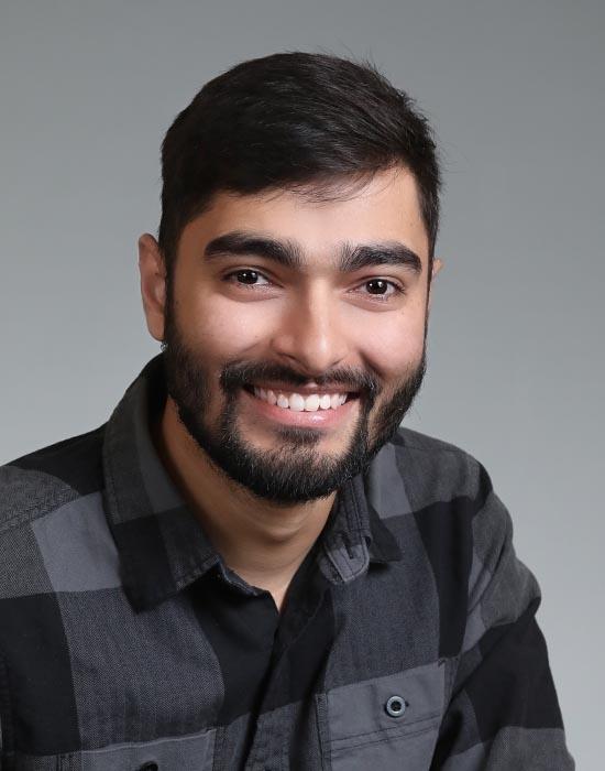 male startup headshot