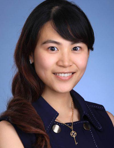 female headshot for eras application