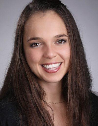 female headshot smiling