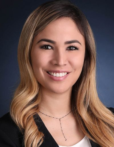 medical residency headshot for a female applicant
