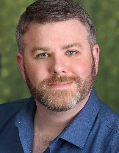 male executive portrait with beard